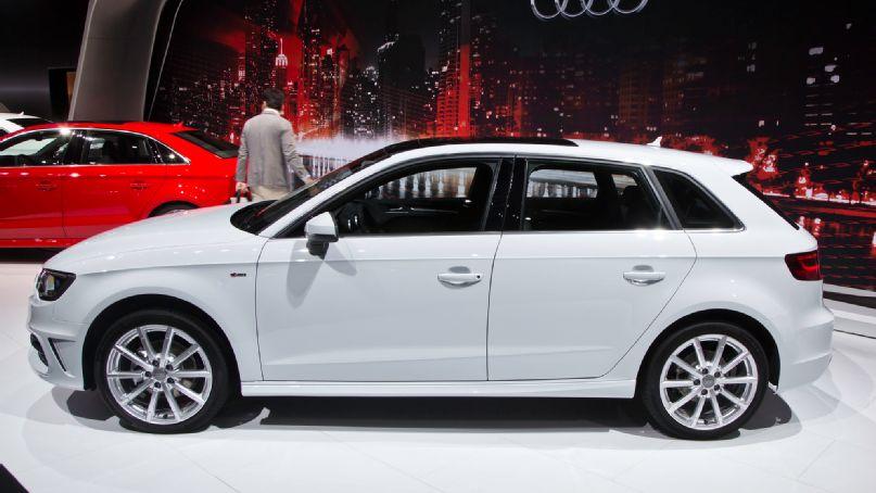 2015 Audi S3 Hatchback Top Auto Magazine