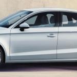 2015 Audi S3 Sedan Silver