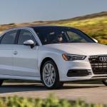 2015 Audi S3 Silver