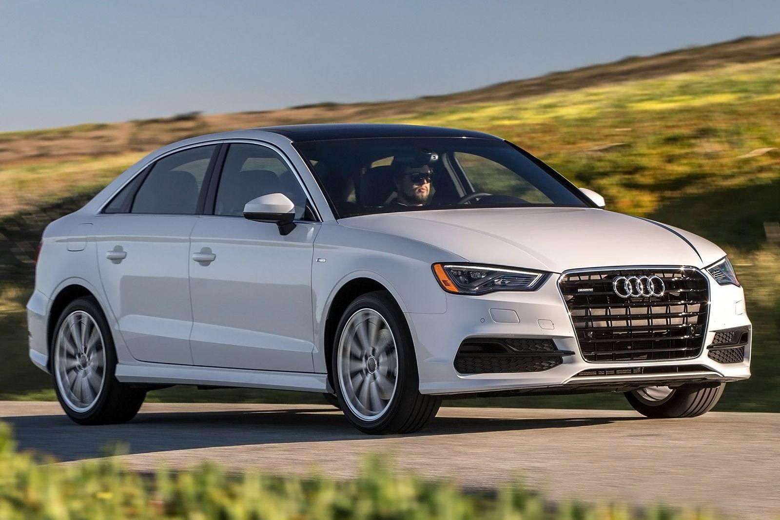 2015 Audi S3 Silver Top Auto Magazine