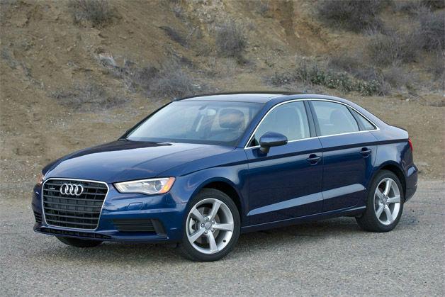 2015 Audi S3 Usa Top Auto Magazine