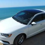 2015 Audi S3 White