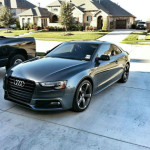 2015 Audi S4 Black Optic