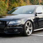2015 Audi S4 Black Optic Package