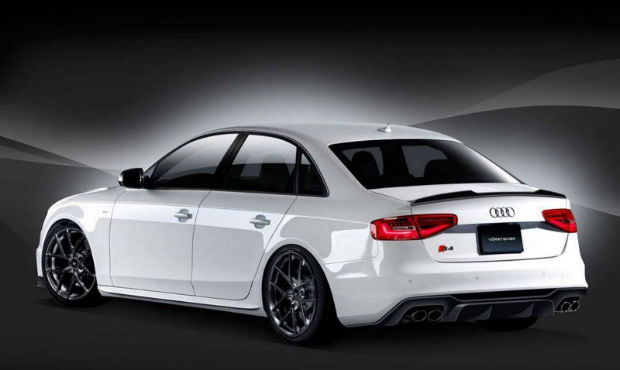 2015 Audi S4 Coupe