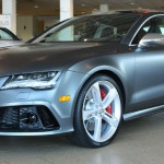 2015 Audi S4 Daytona Grey