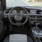 2015 Audi S4 Interior