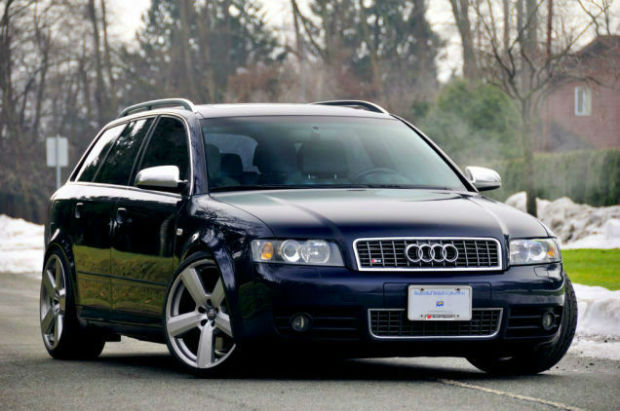 2015 Audi S4 Wagon Top Auto Magazine