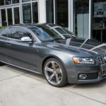 2015 Audi S5 Daytona Grey