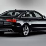 2015 Audi S6 Black