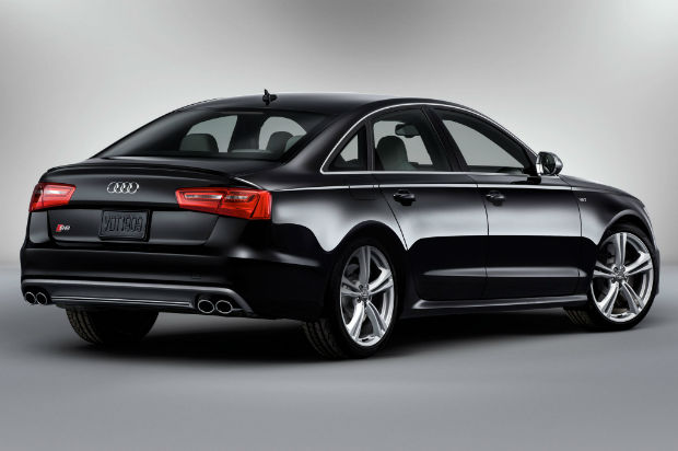 2015 Audi S6 Black Top Auto Magazine