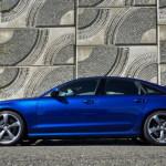 2015 Audi S6 Blue