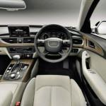 2015 Audi S6 Interior