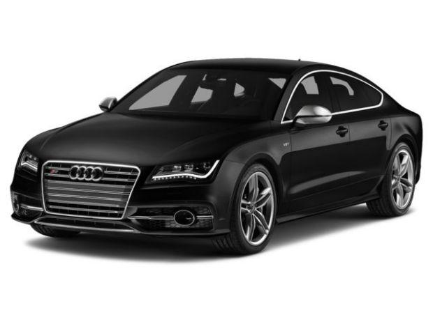 2015 Audi S7 Black Optic Package