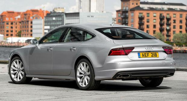 2015 Audi S7 Sport Edition