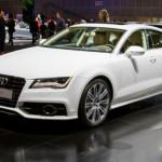 2015 Audi S7 White