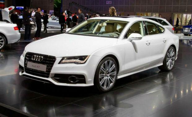 2015 Audi S7 White Top Auto Magazine