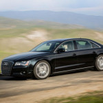 2015 Audi S8 Quattro Wallpaper
