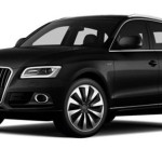 2015 Audi SQ5 TDI Black
