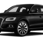 2015 Audi SQ5 TDI Black