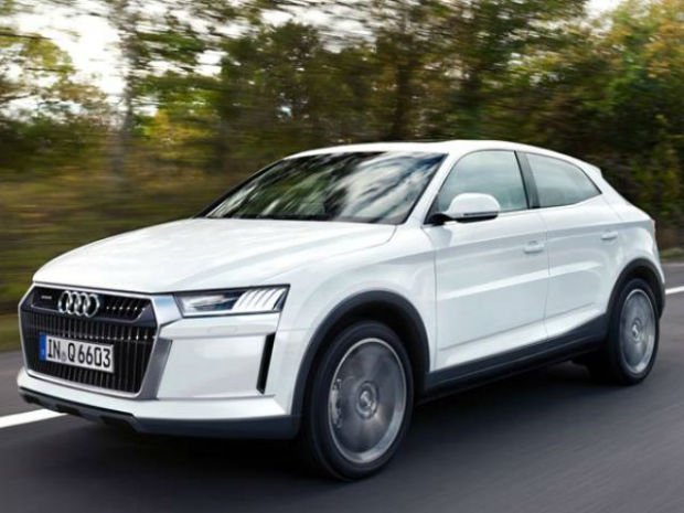 2015 Audi SQ5 TDI White