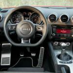 2015 Audi TT RS Interior