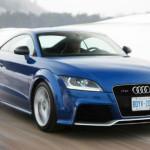 2015 Audi TT RS Plus
