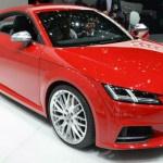 2015 Audi TT Redesign