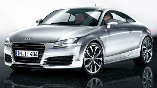 2015 Audi TTS Convertible