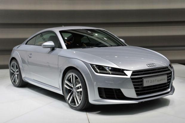 2015 Audi TTS Quattro