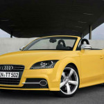 2015 Audi TTS Roadster