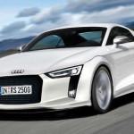 2015 Audi TTS White