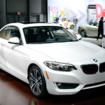 2015 BMW 2 Series Coupe M235xi White