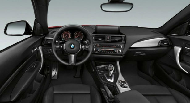 2015 BMW 2 Series Interior