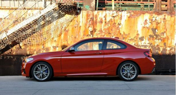 2015 BMW 2 Series Wallpaper