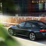 2015 BMW 4 Series Gran Coupe Black