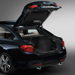 2015 BMW 4 Series Gran Coupe Boot Space