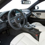 2015 BMW 4 Series Gran Coupe Interior
