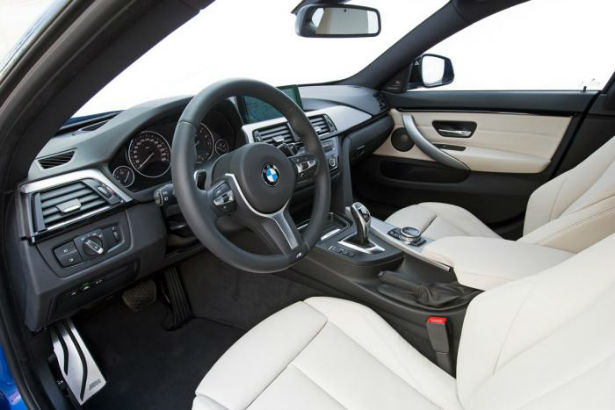 2015 BMW 4 Series Gran Coupe Interior