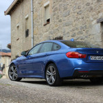 2015 BMW 4 Series Gran Coupe Sedan