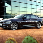 2015 BMW 4 Series Gran Coupe Wallpaper