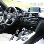 2015 BMW 4 Series Interior