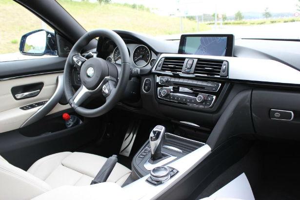 2015 BMW 4 Series Interior