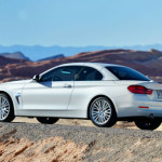 2015 BMW 4 Series White