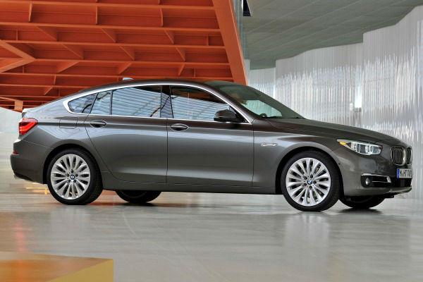 2015 BMW 5 Series Hatchback