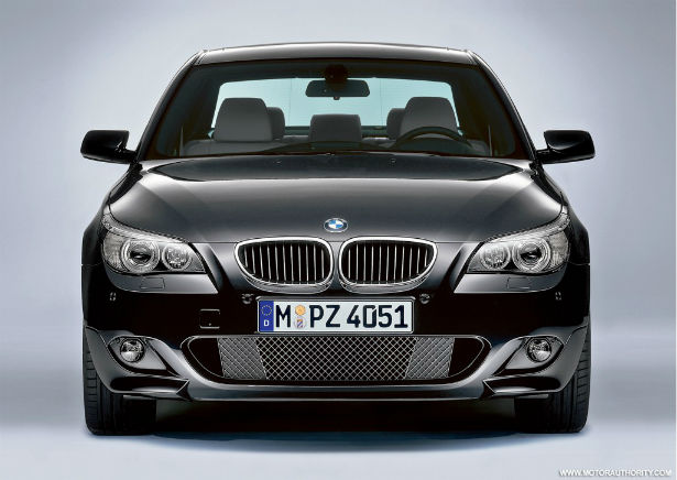 2015 BMW 5 Series M Sport Facelift