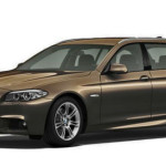 2015 BMW 5 Series Wagon