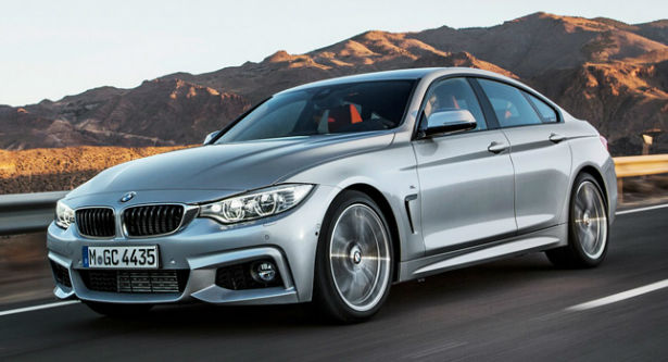 2015 BMW 5 Series Wallpaper
