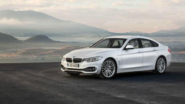 2015 BMW 5 Series White