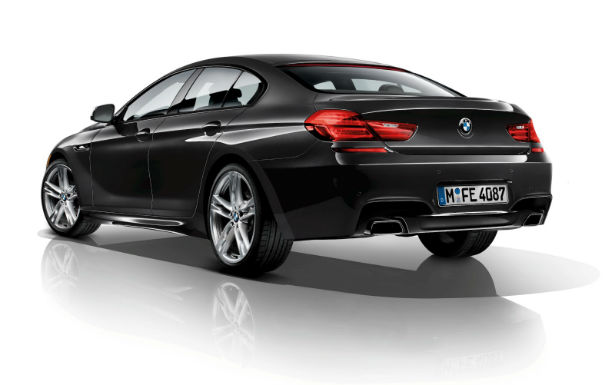 2015 BMW 6 Series Coupe